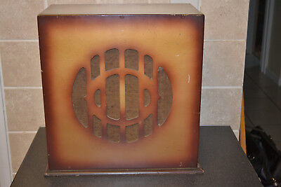 Lovely large high impedance speaker from late 1920s or early 30s