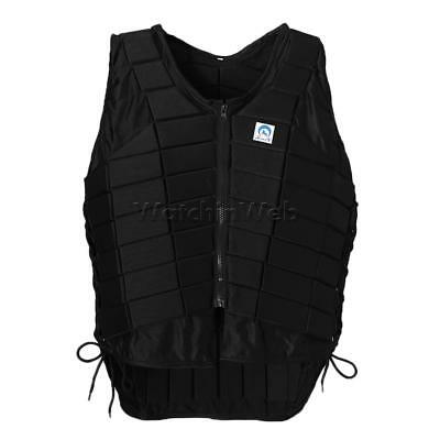 Adjustable Horse Riding Equestrian Body Protector Safety Vest Men XXL