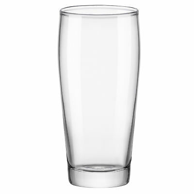 NEW Willy Beer Glasses Bormioli Rocco Glasses