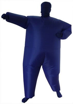 NEW Feeling Blue Inflatable Costume Essential Home Supply AUS General Class