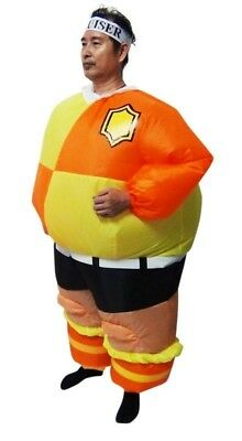 NEW Football Fancy Dress Inflatable Suit Essential Home Supply AUS General Class