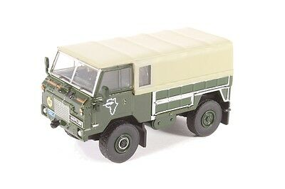 Oxford Diecast Land Rover Forward Control OO Scale 76LRFCG001 (Suit HO also)