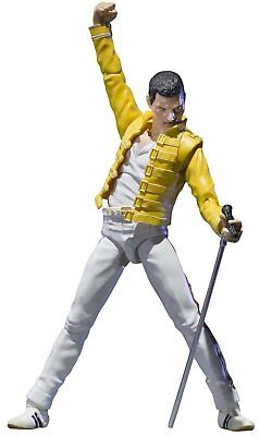 Queen Collectible: 2016 Bandai SH Figuarts 1986 Freddie Mercury Concert Figure