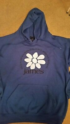 james the band tim booth sound hoody