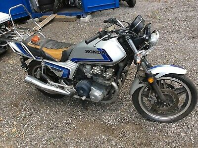 Honda CB900F 1981 Barn find Restoration Project spares repair