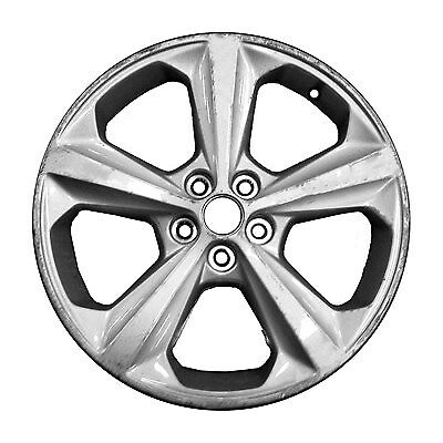 Ford Edge 2015 2016 2017 21 5 Y Spoke Silver Factory Oem Wheel Rim