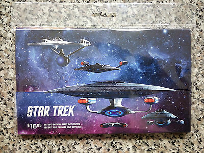 Star Trek 2017 Canada Post - Official First Day Covers - set of 7