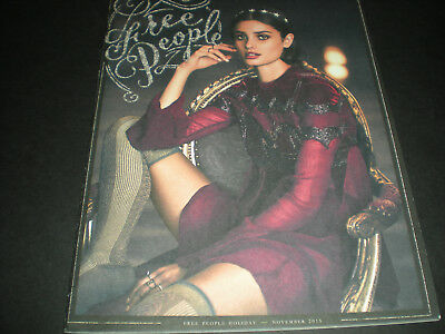 Free People catalog Victoria's Secret model TAYLOR HILL Magdalena Frackowiak
