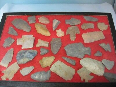 Arrow Heads and Points Collection