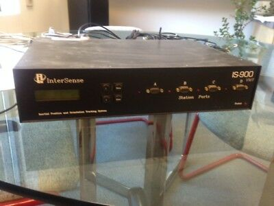 Intersense IS-900 Precision Motion Tracker Model  VWT (100-IS900-SCCTO)