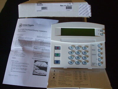 Interlogic 60-983 Concord Alpha Touch-pad