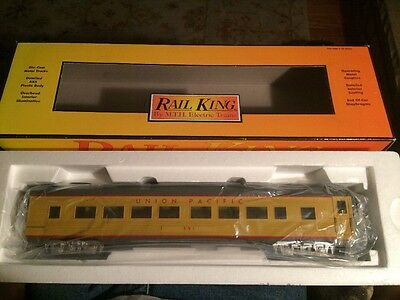 MTH 30-6702 Union Pacific 60' Streamlined Coach Car
