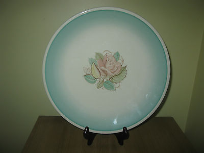 Susie Cooper 12 Inch Plate! Rose Theme!