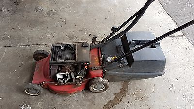 Victa Lawn Mower With Catcher