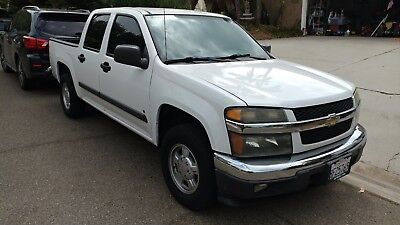 2007 Chevrolet Colorado LT Excellent Condition, California Truck, Clean, Custom Audio, Video and Lighting!