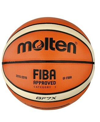 Molten GF7X Composite Leather Basketball [Size 7] + Free Delivery Australia Wide