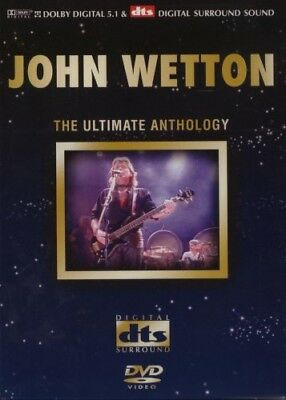 DVD - John WETTON - The Ultimate Anthology