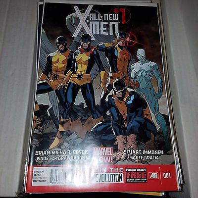 All New X-Men (2014) Lot - Short Run of Issue #s 1-19, Bendis