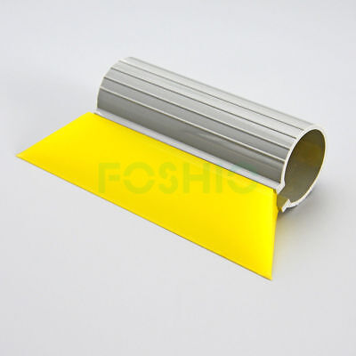 "5-1/2"" Mini Yellow Turbo Squeegee Window Film Tint Installation Cleaning Tools"