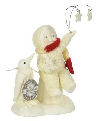 Dept 56 Snowbabies Wish Upon A Star #4059535 BRAND NEW Free Shipping