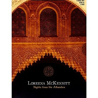 CD - Nights from the Alhambra / Loreena McKennitt QRDVD2 - Quinlan Road