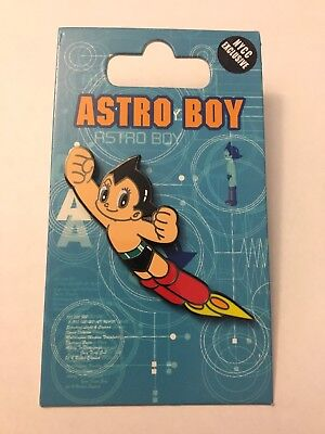 NYCC 2017 exclusive Astro Boy pin - New York Comic Con Limited /300 edition New