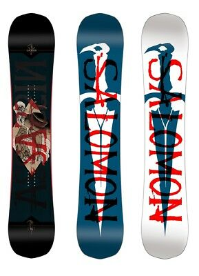 Salomon Assassin Snowboard 2017