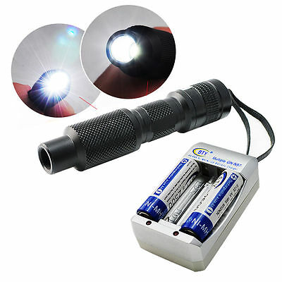 Portable Black LED Cold Light Source Endoscope 10W Connetctor fit STORZ Stryker