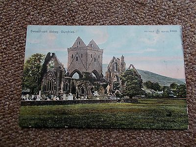 Circa 1900 P/c- Sweetheart Abbey -Dumfries- Unused