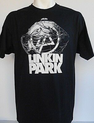 Linkin Park Atomic Age Black's T-Shirt size Large