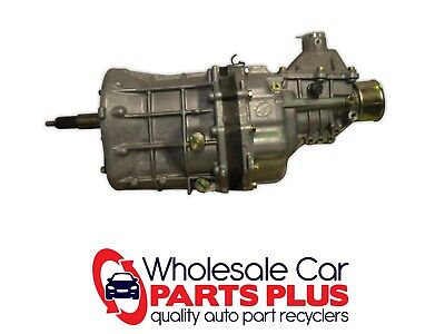 Manual Gearbox Suits Toyota  Hilux 1Kd Kun15 3.0 New 2Wd