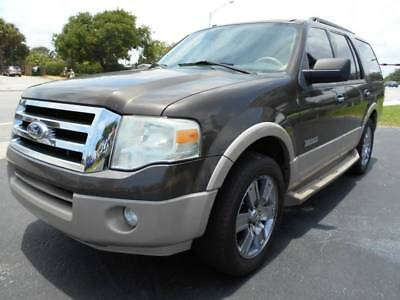 2008 Ford Expedition Eddie Bauer 4x2 4dr SUV 2008 Ford Expedition Eddie Bauer 4x2 4dr SUV 81487 Miles Brown SUV 5.4L V8 Autom