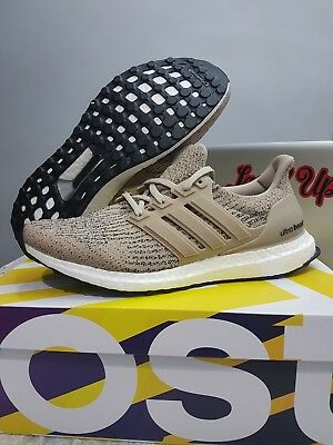 cc906f28a Adidas Men s Ultraboost 3.0 Cg3039 Trace Khaki Clear Brown Size 9 100%  Authentic