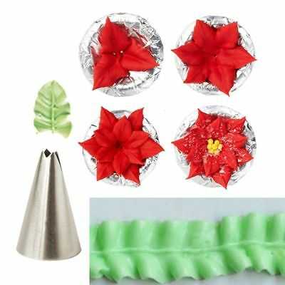 7 pcs/set Russian Tulip Rose Icing Piping Nozzles Tips Set Baking Tool