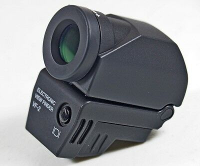OLYMPUS VF-2  Electronic Viewfinder- Black - Very good Condition