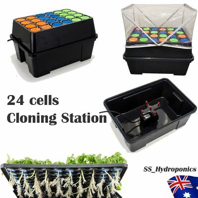 Seahawk Cloning Station Hydroponic Cutting Starting & Clone Station Spray System