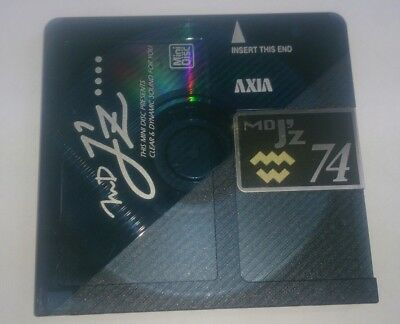 AXIA mD j'Z Minidisc including case free delivery