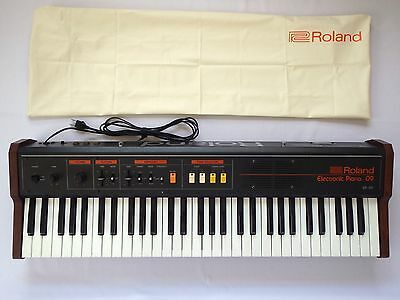 Vintage Roland EP-09 Analog Electronic Piano Synth Keyboard