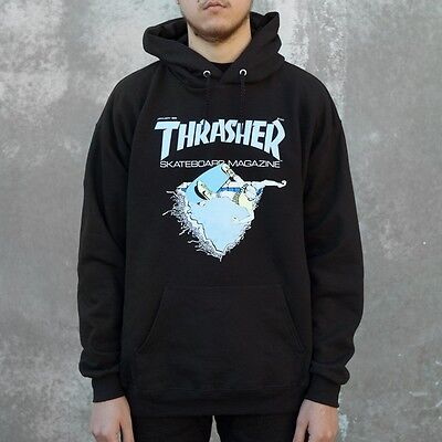 Thrasher Magazine First Cover Pullover Hoodie, Limited, rare, genuine,