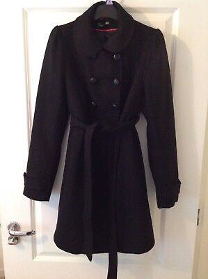 H&M Mama Maternity Coat size Small