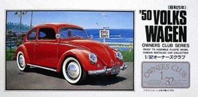 MicroAce Arii Owners Club 1/32 No.13 1950 Volks Wagen