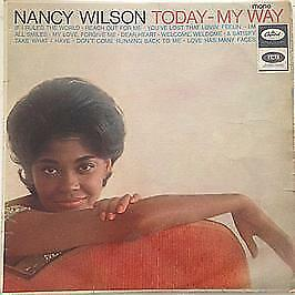 Nancy Wilson - Today - My Way - Capitol Records - 1965 #746135