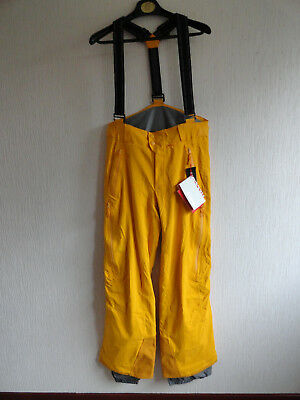 New With Tags Atomic Ridgeline 2L Ski Pant Mango Ski Pant Pertex Shield Size M