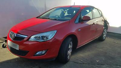 2010 Vauxhall Astra Exclusiv Salvage Category D 61326