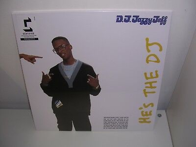 Dj Jazzy Jeff & The Fresh Prince - He's The Dj, I'm The Rapper Reissued 2Lp Mint