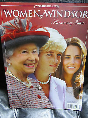 WP collector series magazine WOMEN of WINDSOR Anniversary Tribute
