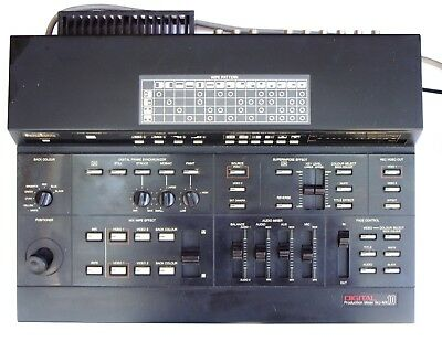 Panasonic Production  Mixer Console WJ-MX10        Postage as required