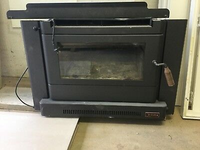 Jindara Kimberley Mk2A Insert Woodheater, No Flue, Removed- Ready For Collection