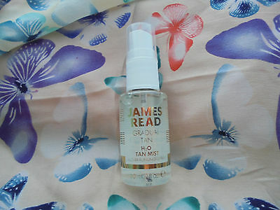 JAMES READ Gradual Tan H2O Tan Mist 30 ml Rosenwassser Bräunungsspray