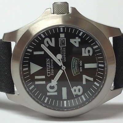 CITIZEN Royal Marines Super Tough BN0110-06E rrp £299